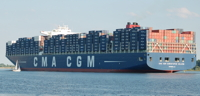 containership