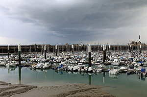 le havre port plaisants